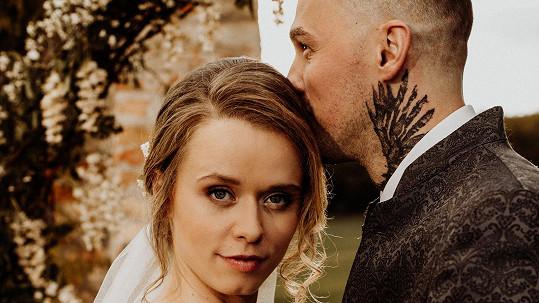 Jaroslav a Romana jsou prvním párem, který si před oltářem řekl ano