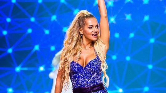 Dara Rolins vystoupila na vyhlášení soutěže Miss Slovensko.