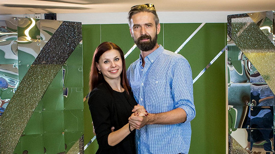 Roman Zach bude tančit s Andreou Třeštíkovou