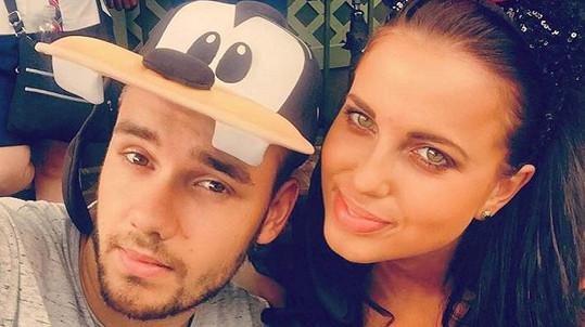 Liam a Sophia tvořili krásný pár.