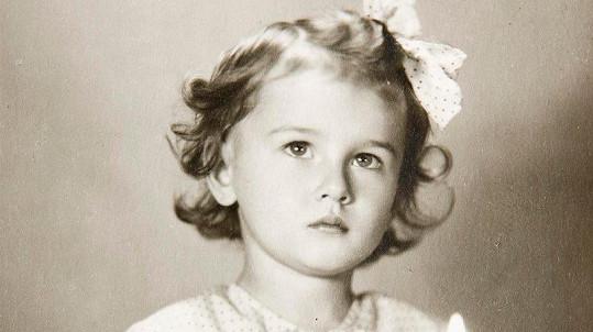 Vyrostla z ní televizní ikona.