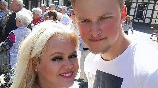 Monika Štiková se pochlubila výrazně mladším přítelem.