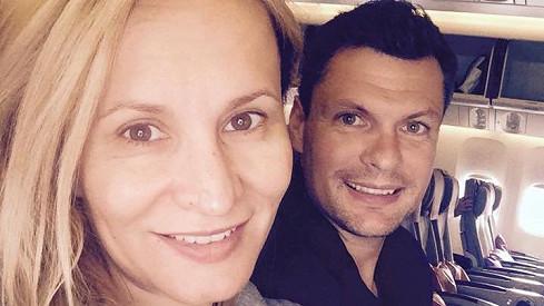 Monika Absolonová a Tomáš Horna míří na první společnou dovolenou.