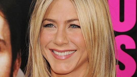 Jennifer Aniston přiznala, že byla na botoxu.