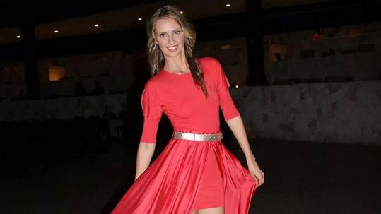 Modelka zvítězila v soutěži The Fashion Hero.