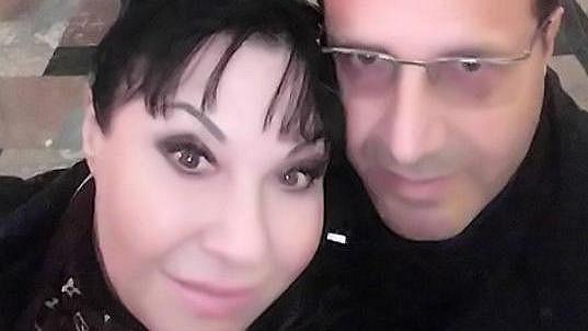 Dáda Patrasová s italským přítelem Vitem