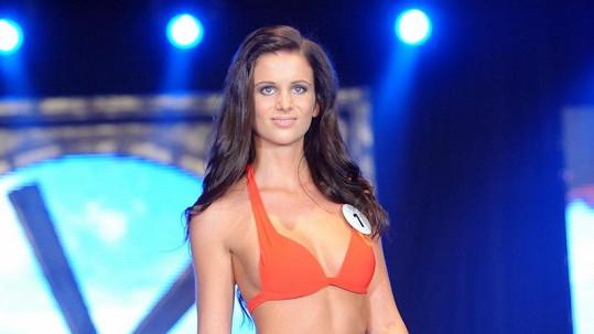 Miss Hasička 2011 Ivana Hnilicová předvedla v plavkách dokonalé tělo.