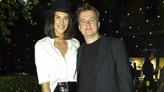 Aneta Vignerová a Petr Kolečko budou rodiči.