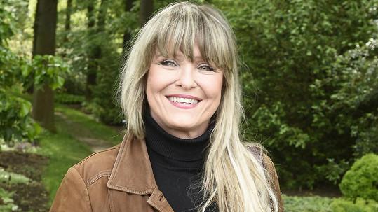 Chantal Poullain se těší na prázdniny, i když budou převážně pracovní.