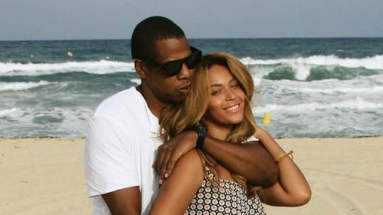 Beyoncé a Jay-Z si Francii zamilovali.