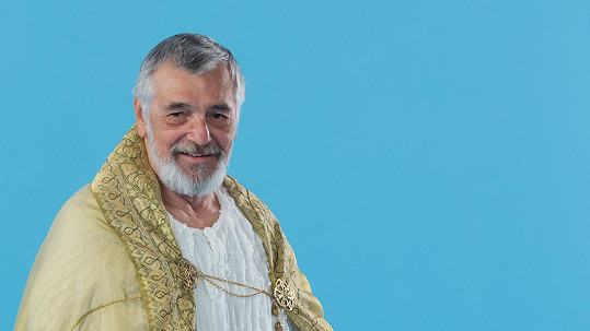 Jiří Bartoška jako Bůh