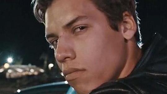 Joseph Baena v krátkém projektu svého kamaráda jako Terminátor.
