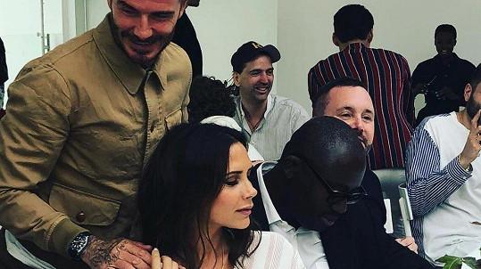Victoria a David Beckhamovi se nerozcházejí, fanoušci si mohou oddechnout.