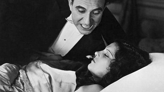 Lupita Tovar ve filmu Dracula (1931)