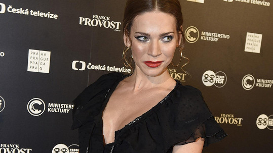 Andrea Verešová byla hodně sexy.
