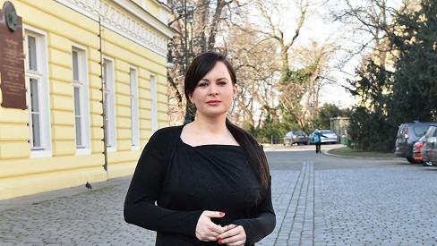 Jitka Čvančarová zkolabovala.