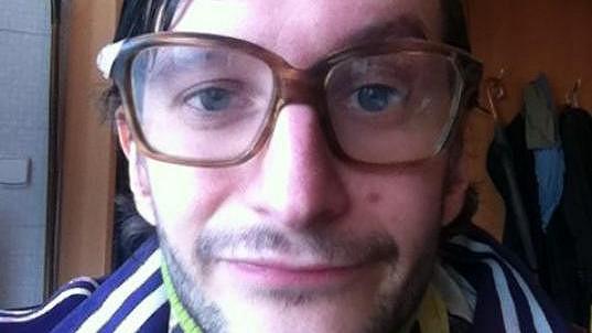 Václav Jílek vypadal v obrovských brýlích hodně nezvykle.