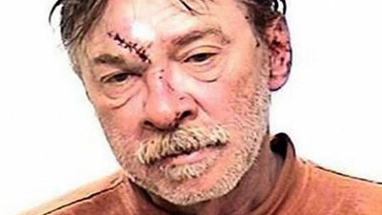 Anthony Ciccone na policejním snímku.