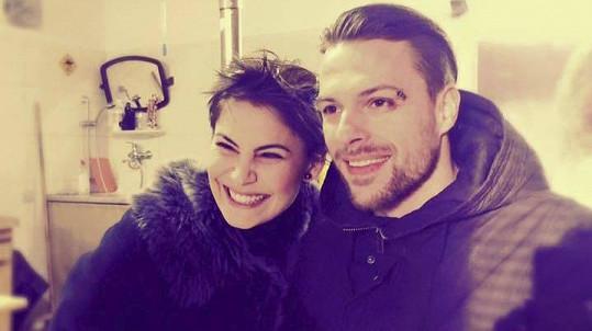 Vlaďka s Michalem Gulašim chodí už několik měsíců.