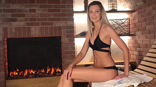 Sandra Pospíšilová vypadá skvěle.
