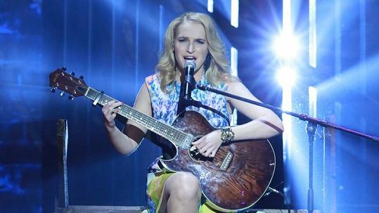 Katarína Landlová usiluje o prvenství v Talentu.
