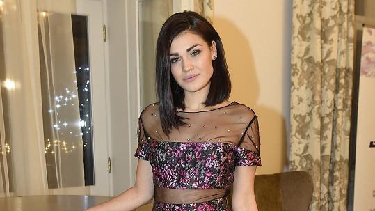 Andrea Kalousová přijala nabídku účastnit se oblíbené televizní show.