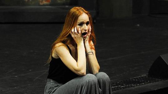 Tereza Vágnerová nedozpívala kvůli vypadlé čelisti.