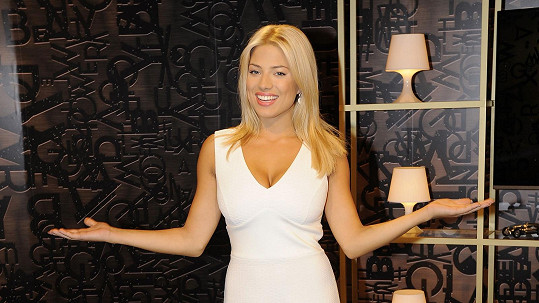 Eva Perkausová se rozešla s partnerem.