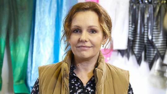 Alena Štréblová