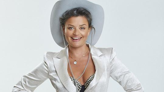 Erika Stárková bude soutěžit v show Tvoje tvář má známý hlas.