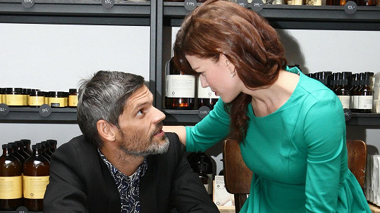 Andrea a Mikoláš věří, že si k nim jejich potomek najde cestu v ten pravý čas.