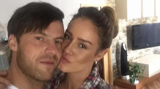 Zuzana Jandová s novým přítelem Tomášem
