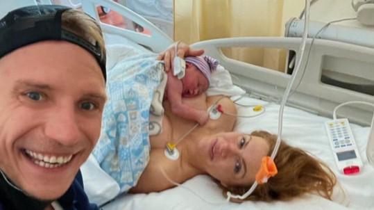 Gabriela Soukalová porodila dceru.