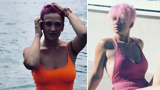 Tereza Mašková na fotkách v plavkách přitvrdila.