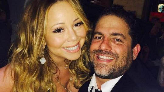 Mariah a Brett k sobě mají velmi blízko.