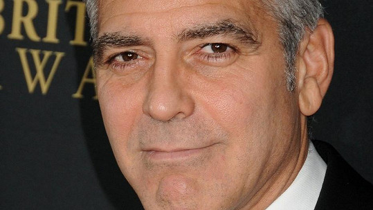 George Clooney je vtipálek