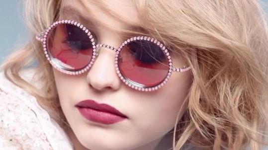 Lily Rose Depp pro Chanel