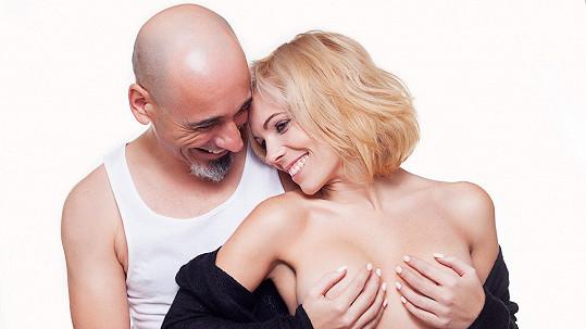 Michaela Nosková s přítelem Thomasem