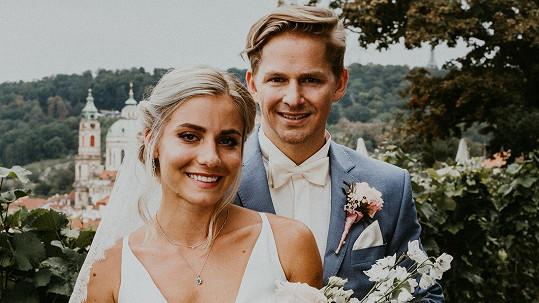 První pár z reality show Svatba na první pohled Natália a František