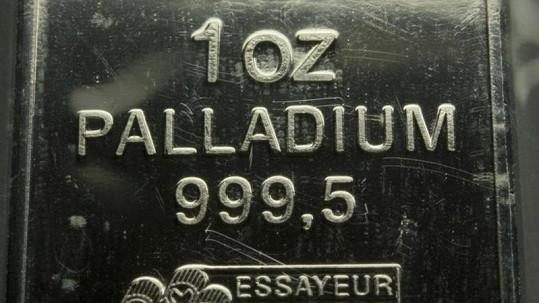 Palladium je stále oblíbenější i mezi celebritami.