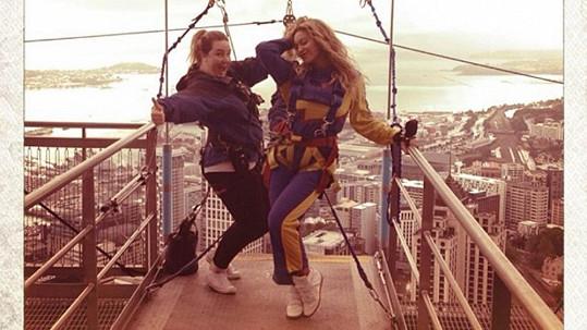 Beyoncé má pro strach uděláno.