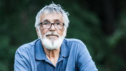 Jiří Bartoška začal natáčet nový film.