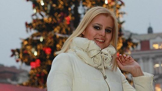 Ornella Štiková vypadá šťastně, i když jí není dobře. Bude opět chovat?