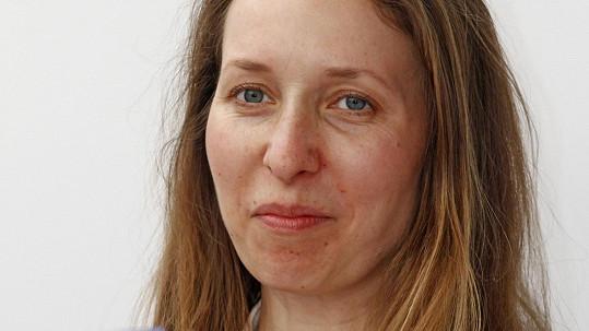 Tereza Bebarová se ve společnosti objevila s absencí líčidel.