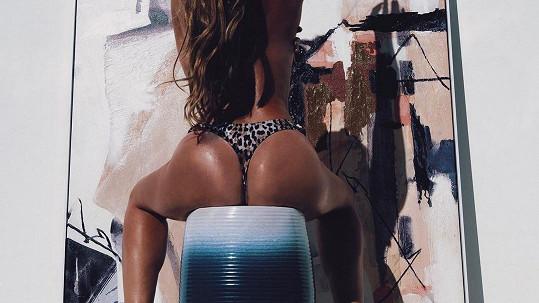 Komu patří toto sexy pozadí?