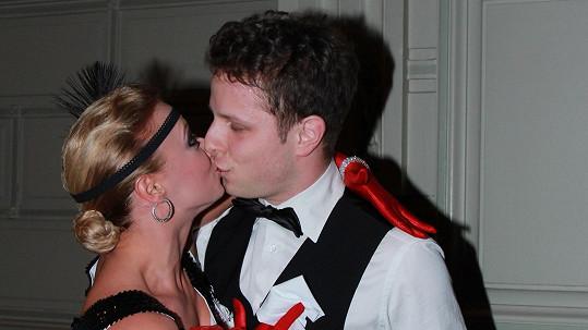 Jan Onder a Lucie Hunčárová spolu deset let tančí a šest let žijí...