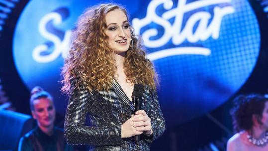 Barbora Piešová je novou SuperStar.