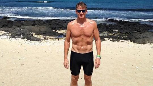 Gordon Ramsay zhubnul 13 kilo.
