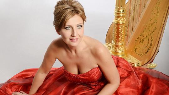 Jana Boušková je úspěšná česká harfistka.