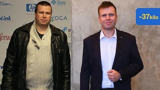 Tomáš vyzkoušel v Evropě populární StockholmDiet.com a shodil 37 kg